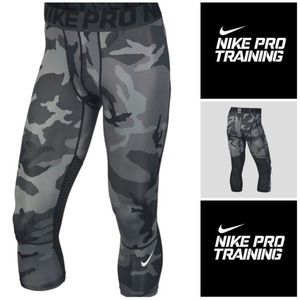 Nike Combat Compression Tights